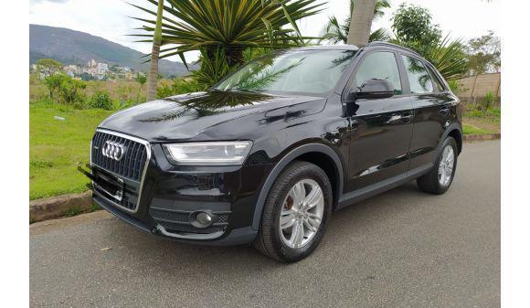 Audi q3 2.0 2.0 tfsi quat. 170/180cv s-tronic 5p 14/14 preto