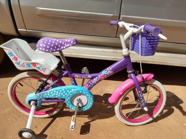 Bicicleta infantil aro 16 (tito)
