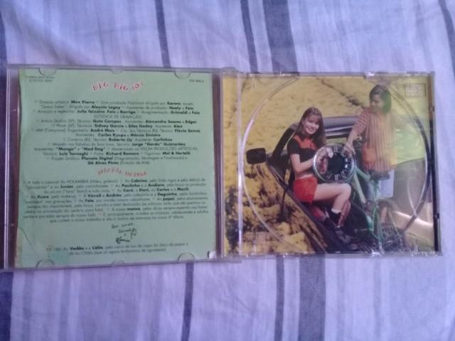 Cd sandy & junior - dig dig joy 1996