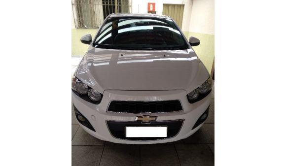 Chevrolet sonic 1.6 hb ltz 1.6 16v flexpower 5p aut. 13/13