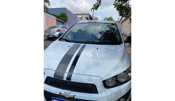 Chevrolet sonic 1.6 hb ltz effect 1.6 16v flexp 5p aut 13/14
