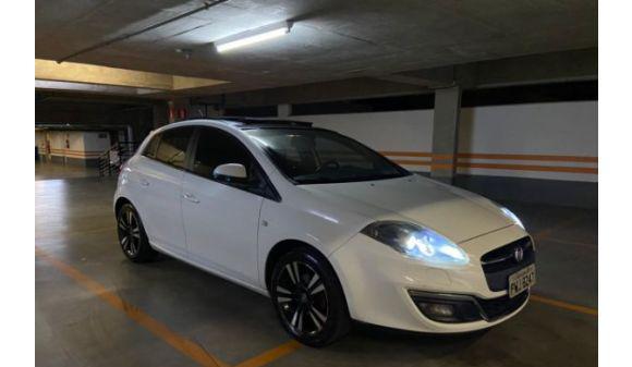 Fiat bravo 1.4 t-jet 1.4 16v turbo 5p 15/16 branco
