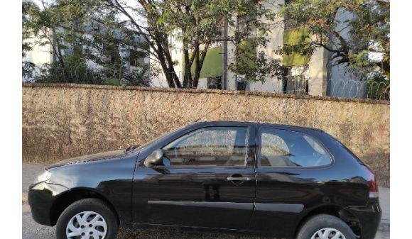 Fiat palio 1.0 1.0 economy fire flex 8v 2p 13/14 preto