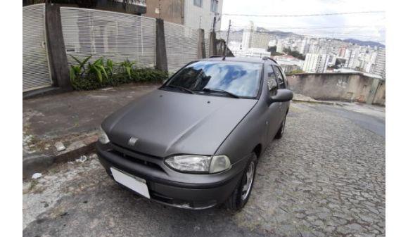 Fiat palio weekend 1.6 stile 1.6 mpi 16v 4p 98/98 cinza