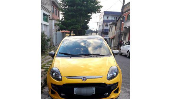 Fiat punto 1.4 t-jet 1.4 16v turbo 5p 13/13 amarelo