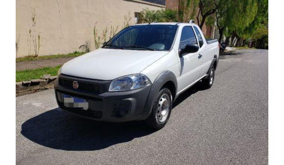 Fiat strada cab. est. 1.4 strada working hard 1.4 fire flex