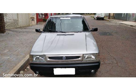 Fiat uno 1.0 mille/ mille ex/ smart 4p 99/99 cinza