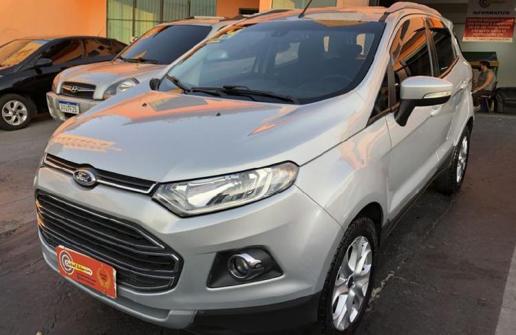 Ford ecosport titanium 2.0 16v (aut) (flex) / 2014