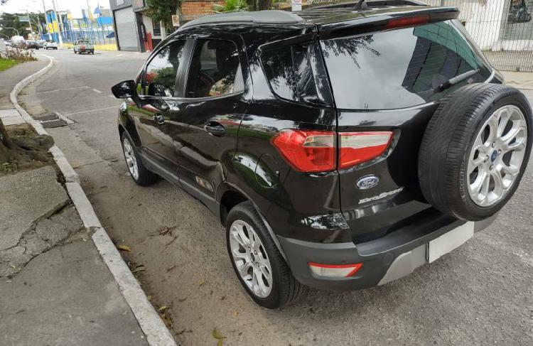 Ford ecosport titanium 2.0 16v (aut) (flex) / 2018