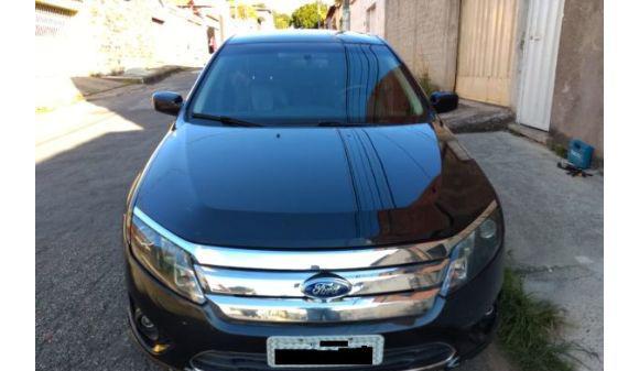 Ford fusion 2.5 sel 2.5 16v 173cv aut. 10/11 preto