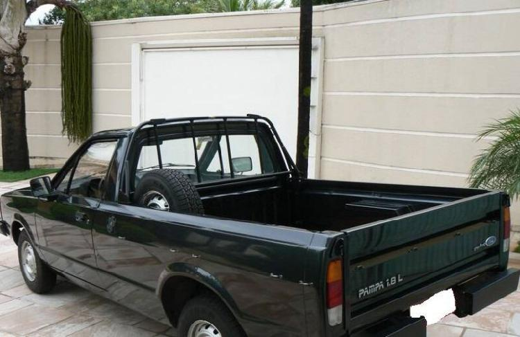 Ford pampa l 1.8 (cab simples) / 1990