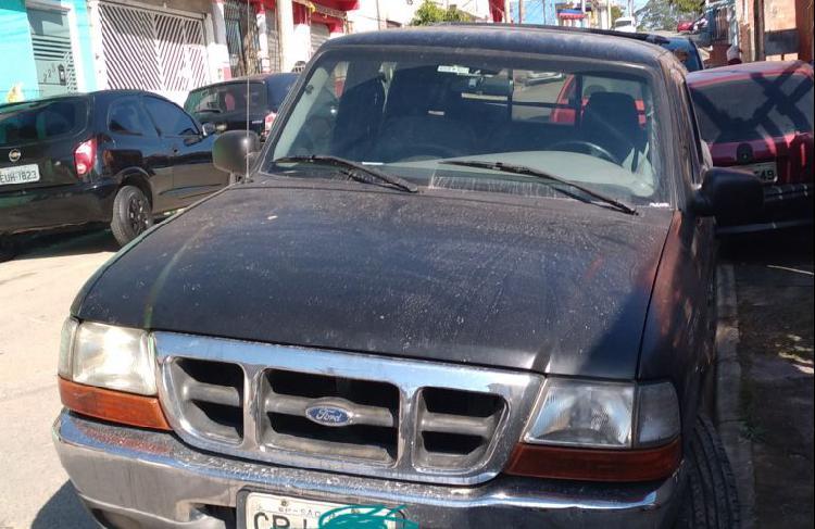 Ford ranger xlt 4x4 2.5 turbo (cab dupla) / 1999