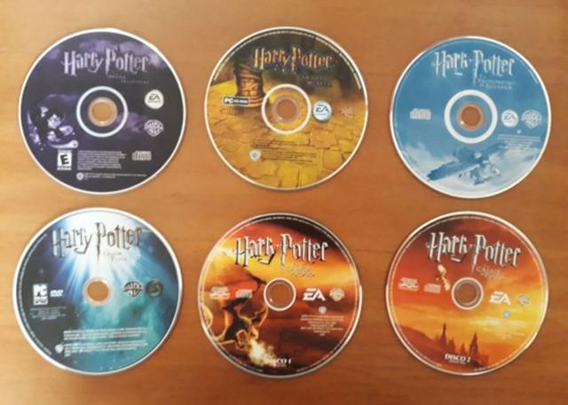 Harry potter (coleção de jogos para pc)