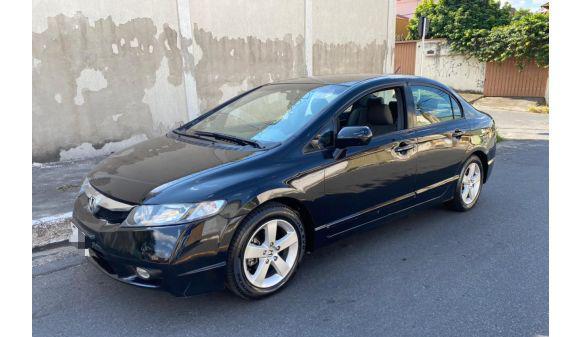 Honda civic 1.8 1.8 lxs 07/07 preto