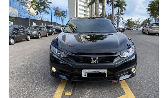 Honda civic 2.0 2.0 16v flexone sport 4p cvt 19/19 preto