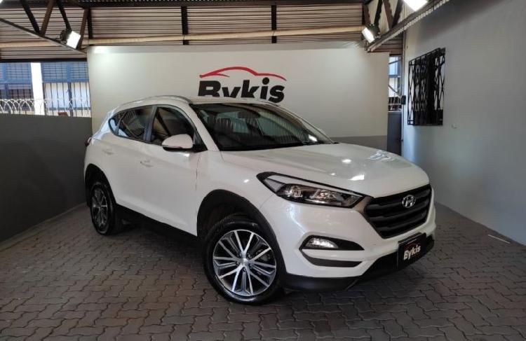 Hyundai new tucson gl 1.6 gdi turbo (aut) / 2018