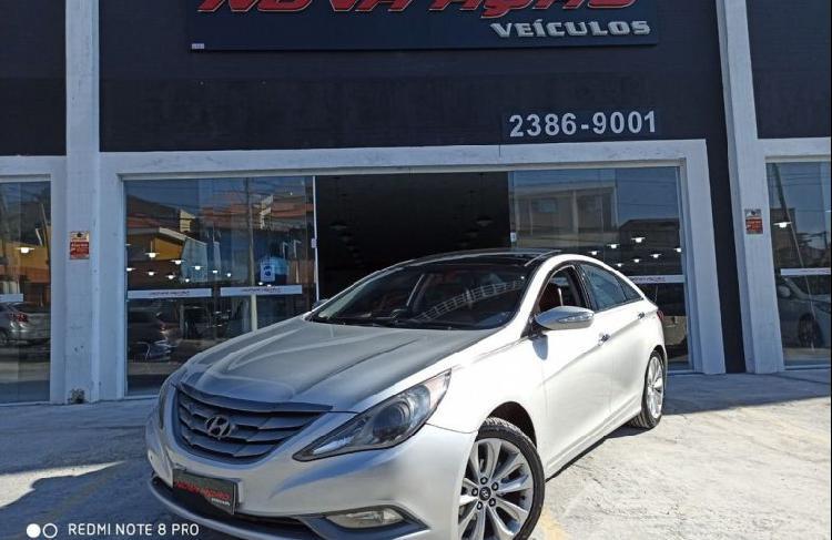 Hyundai sonata 2.4 mpfi i4 16v 182cv / 2011
