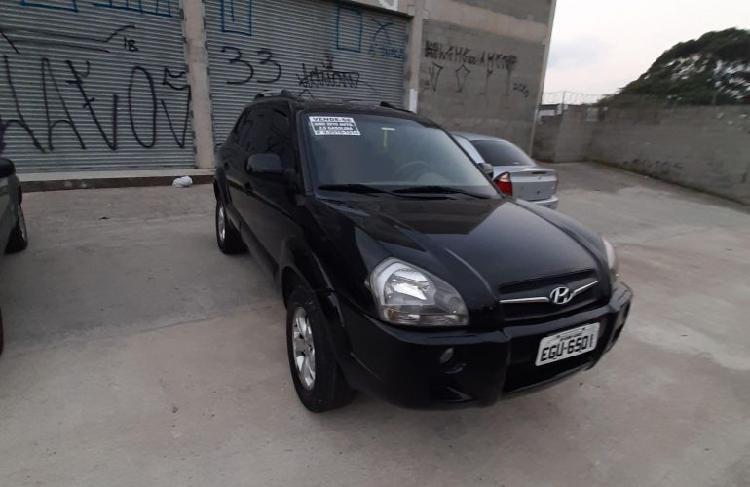Hyundai tucson gls 2.0 16v (aut) / 2010