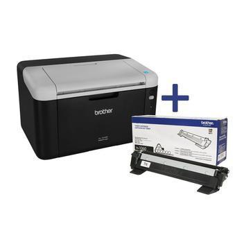 Impressora brother laser - monocromática - hl-1212w - wifi