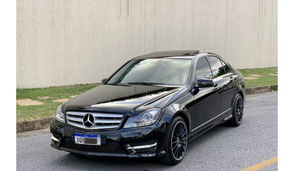 Mercedes benz c 200 1.8 c-200 cgi avantgarde 1.8 16v 184cv