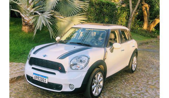 Mini cooper s 1.6 cooper countryman s 1.6 aut. 12/13 branco