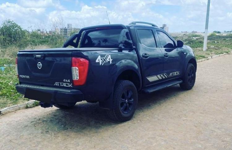 Nissan frontier attack 4x4 (aut) / 2021