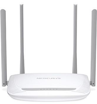 Roteador wireless 300 mbps c/ 4 antenas fixas mw325r -