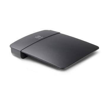 Roteador wireless n300 300mbps e900 preto linksys - roteador