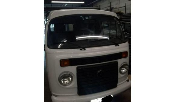 Volkswagen kombi 1.4 furgao 1.4 mi total flex 8v 10/11