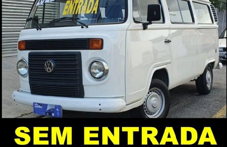 Volkswagen kombi 1.4 mi std 8v / 2011