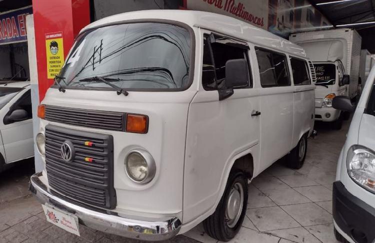 Volkswagen kombi 1.4 mi std lotação 8v / 2014