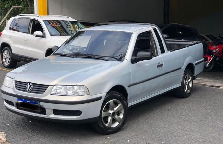 Volkswagen saveiro 1.8 mi cs 8v g.iii / 2002