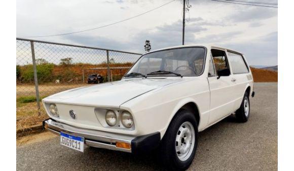 Volkswagen variant 1.6 ii 78/78 branco