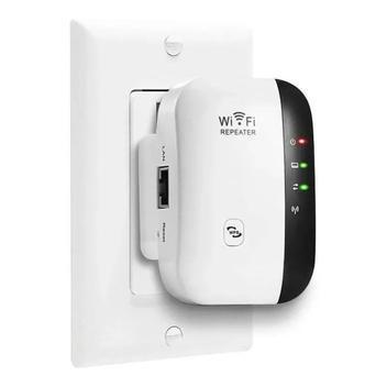Wifi booster adaptador rede extender repetidor wireless -