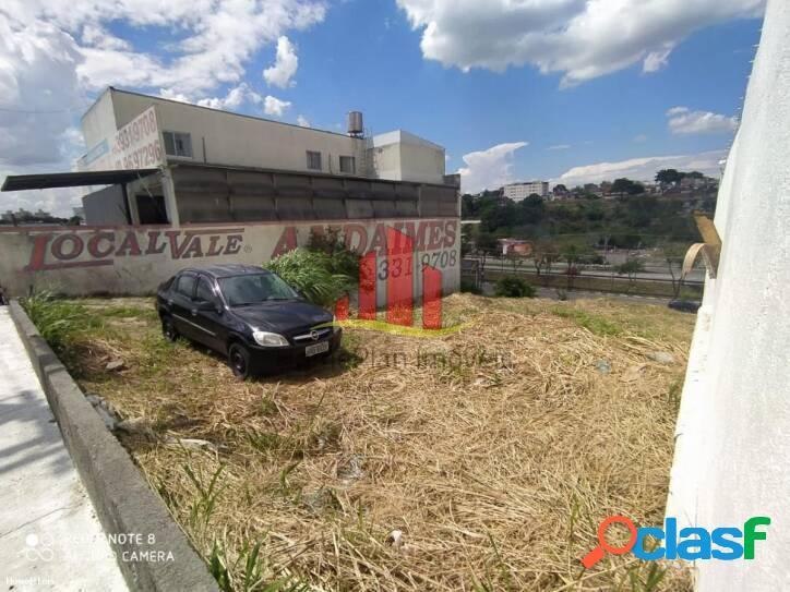 Terreno para Venda em São José dos Campos / SP no bairro Jardim Satélite 2