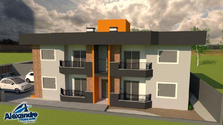 Apartamento à venda no estrada nova - jaraguá do sul, sc.