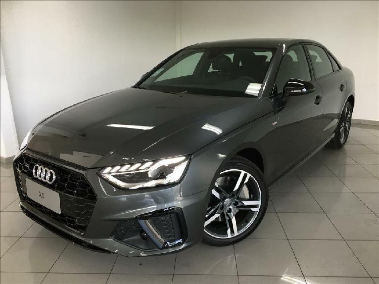 Audi a4 2.0 tfsi performance black cinza 2021/2021 -