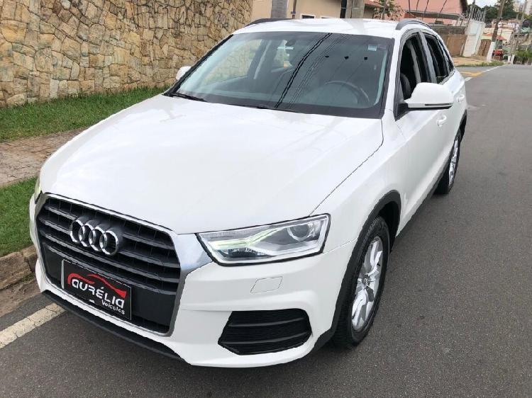 Audi q3 1.4 tfsi attraction s tronic branco 2016/2017 -