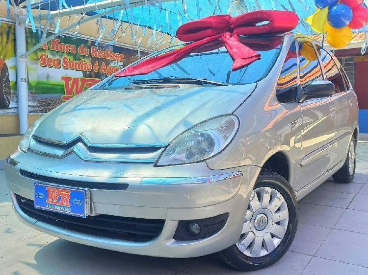 Citroën xsara picasso 2.0 glx prata 2012/2012 - campinas