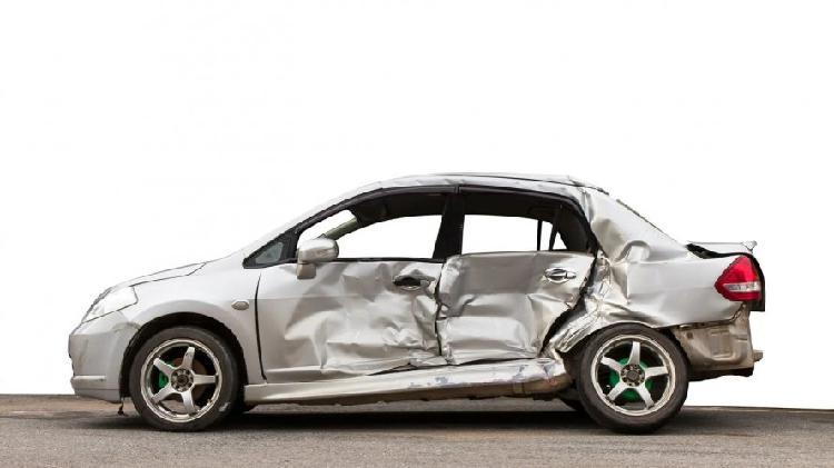Compro carros batidos