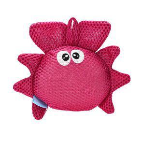 Esponja de banho bubbles - caranguejo divertido - bb1118