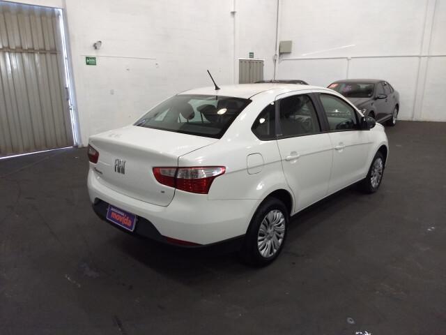 Fiat grand siena 1.4 8v branco 2020/2021 - anápolis 1438863