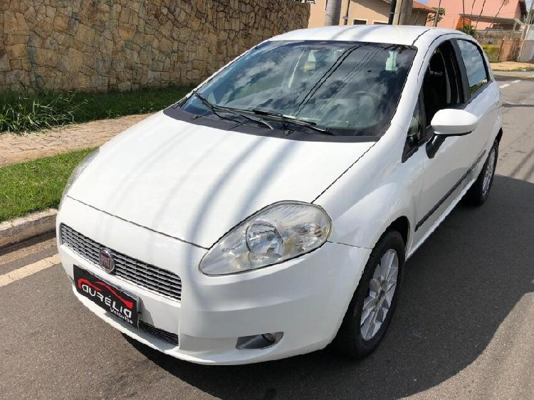 Fiat punto 1.6 essence 16v branco 2011/2012 - campinas
