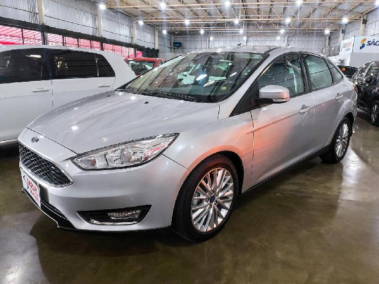 Ford focus 2.0 se prata 2017/2018 - brasília 1362056