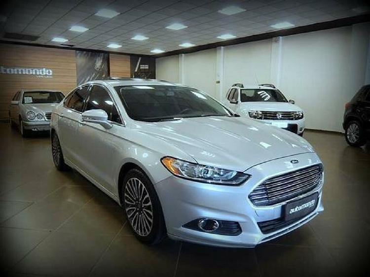 Ford fusion 2.5 16v prata 2013/2013 - campinas 1321739