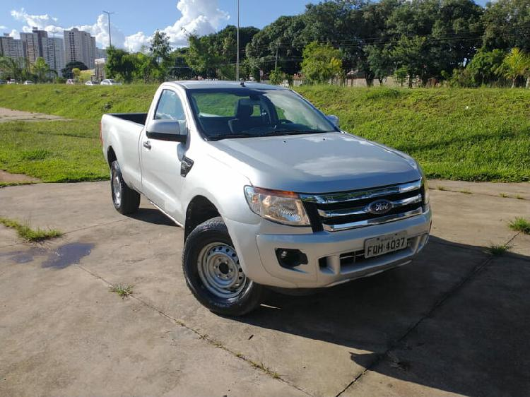 Ford ranger 2.2 xl prata 2014/2014 - brasília 1362982