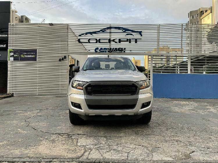 Ford ranger 2.2 xls prata 2017/2018 - goiânia 1363400