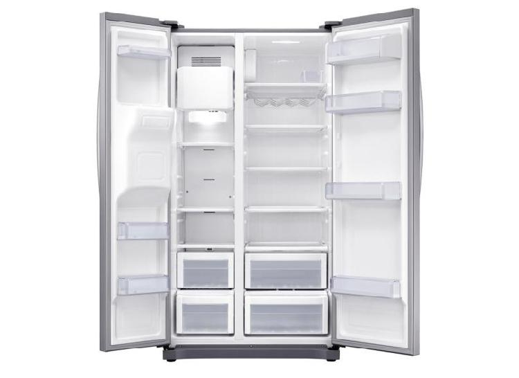Geladeira samsung rs50n rs50n3413s8 frost free side by side