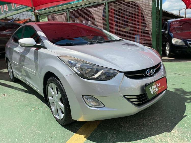 Hyundai elantra 1.8 gls prata 2012/2013 - campinas 1308919