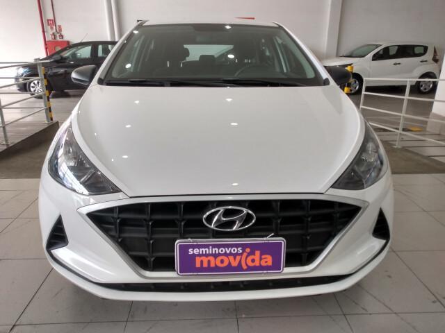 Hyundai hb20 1.0 12v sense branco 2019/2020 - são paulo